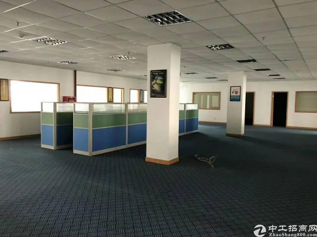 坪山原房东6000平米独院厂房出租-图2