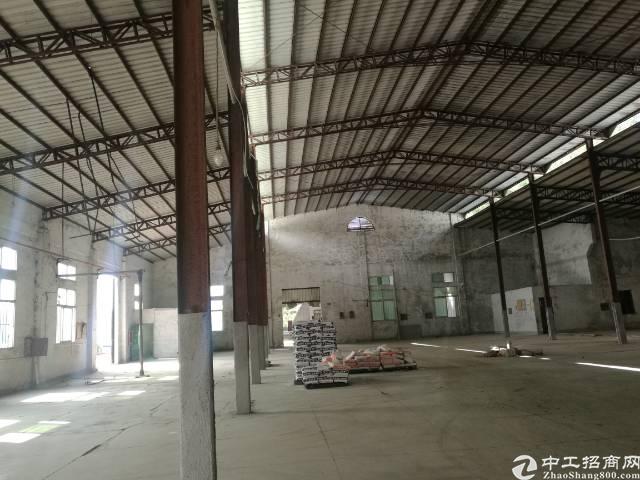 横岗六约地铁站附近新出2000平仓库出租