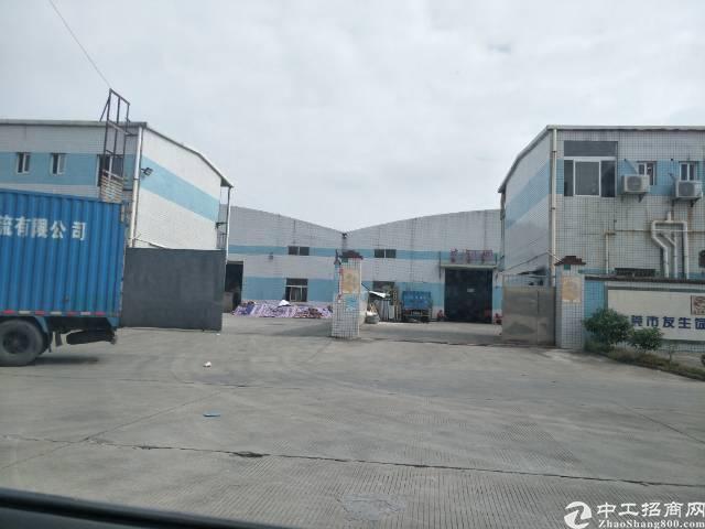 虎门(集体证)独院单一层9600平出售480万