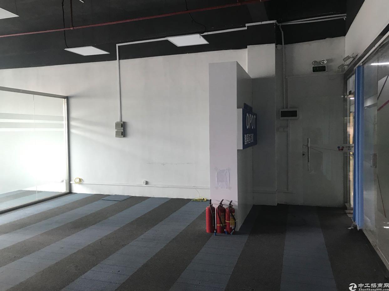 福永大洋田新出楼上精装修厂房420平 带办公家具-图6