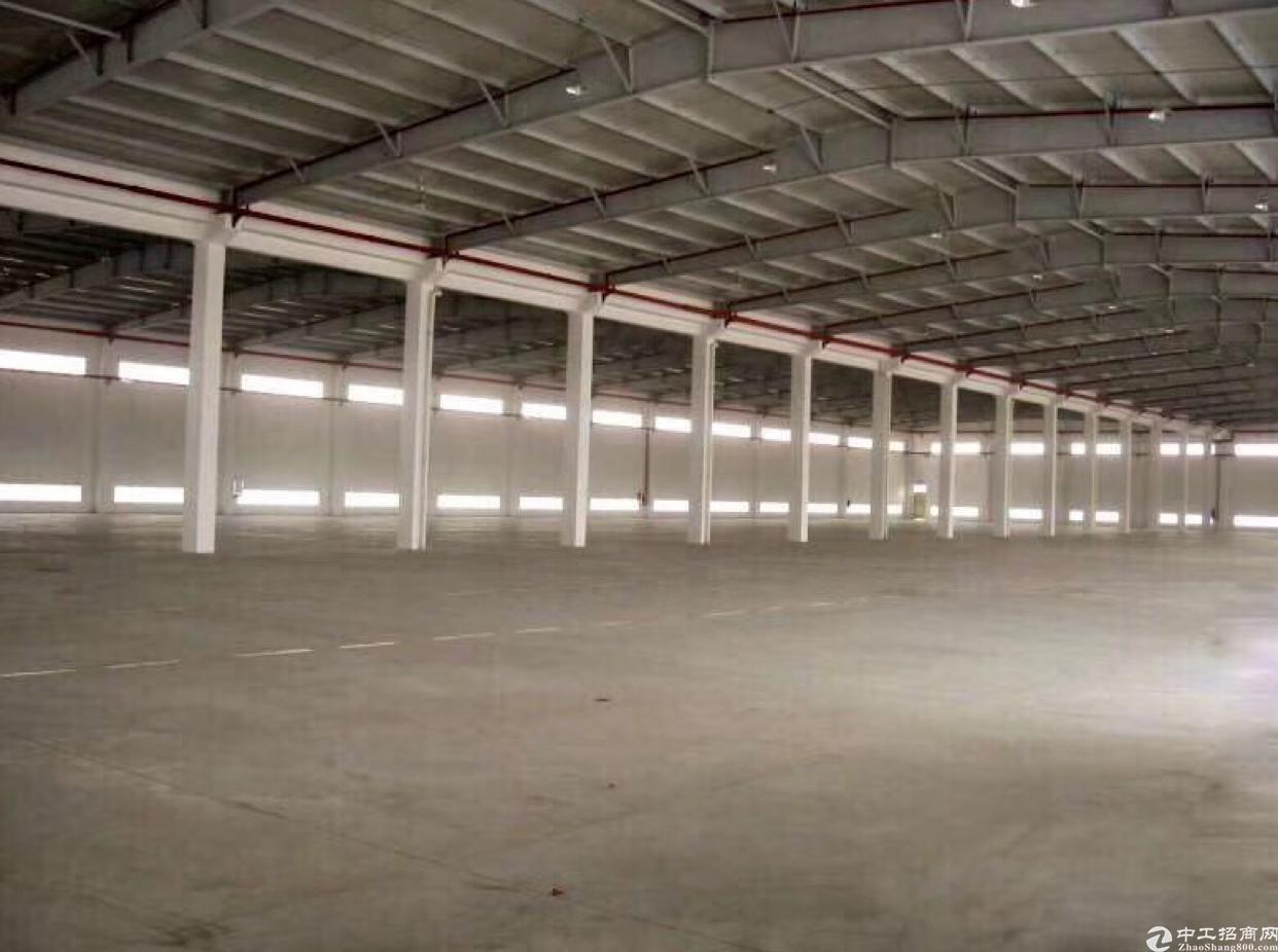 横岗园山街道大康沙河路边上新出独门独院钢结构厂房6800平方