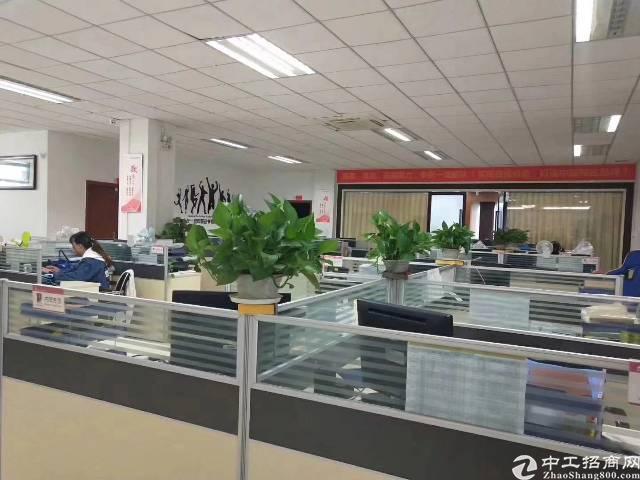 平湖大望工业区带精装办公室厂房楼上2000平方急租-图8