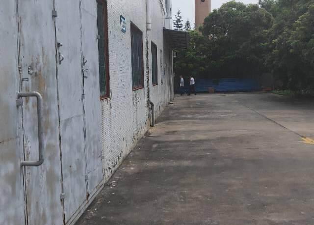 新出平湖标准物流仓库1200平方带卸货平台出租