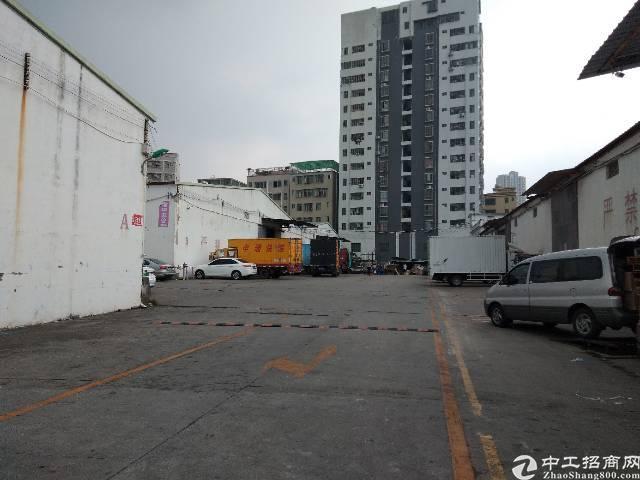坂田吉华路旁新出带卸货平台物流仓500平
