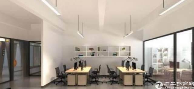 龙岗中心城维百盛大厦270平米精装修招租图片1