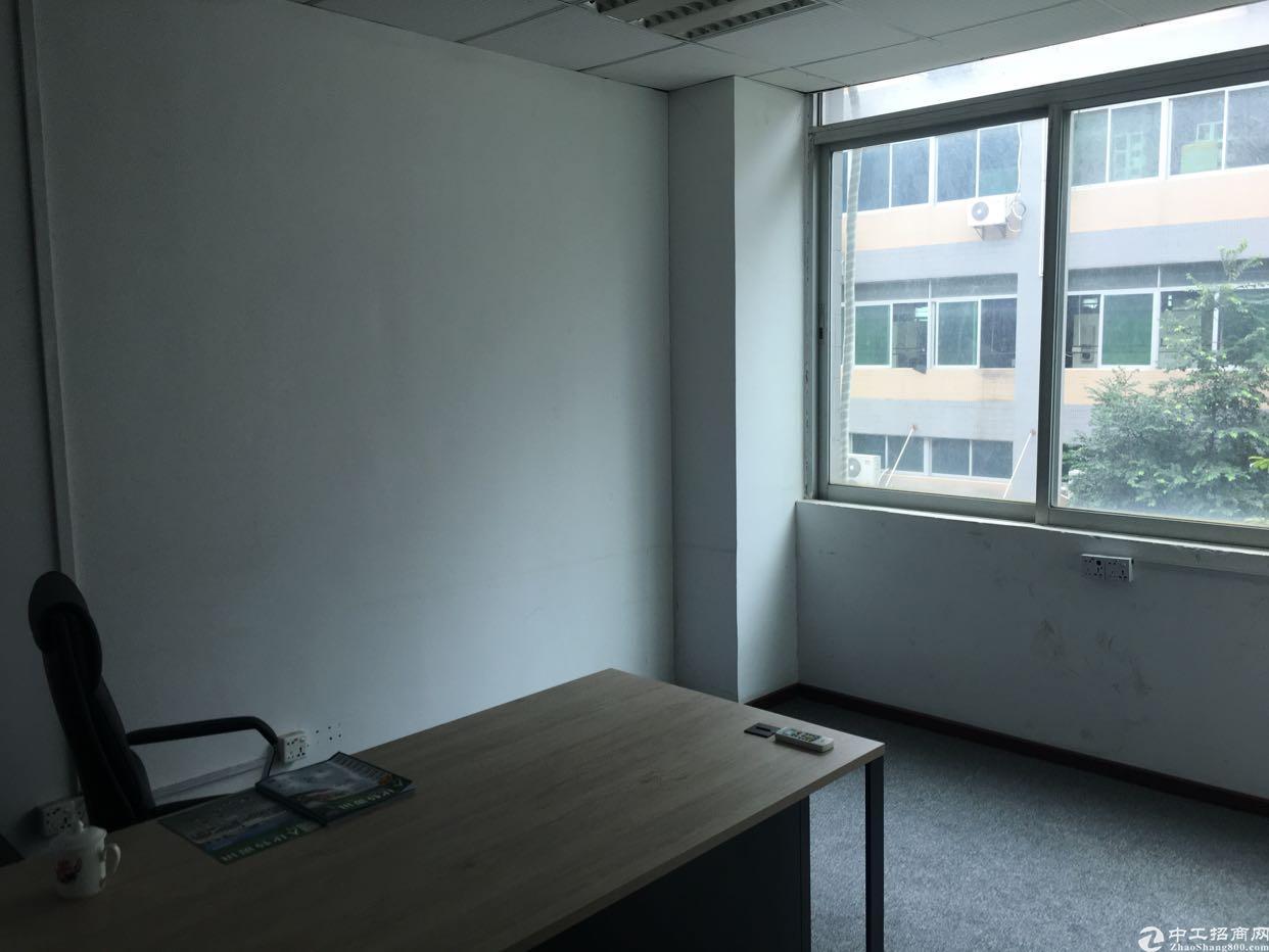 福永和平宝安大道旁有装修厂房出租300平