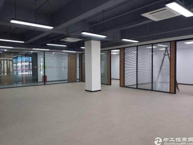福永桥头立新湖新出独门独院写字楼大小可分租图片8