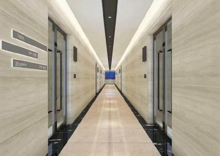 固戍地铁口全新装修83平写字楼,交通便利,车位充足图片7