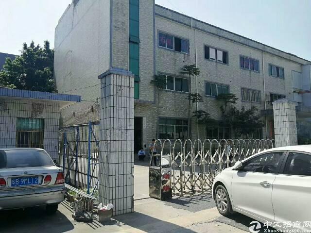 平湖华南城工业园三楼600平米带装修出租