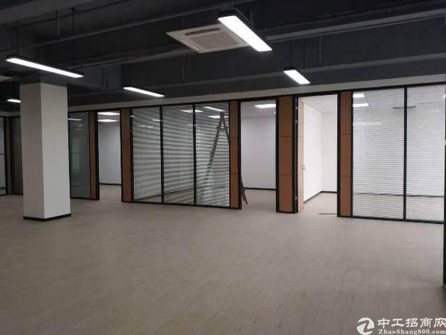 福永桥头立新湖新出独门独院写字楼大小可分租图片4