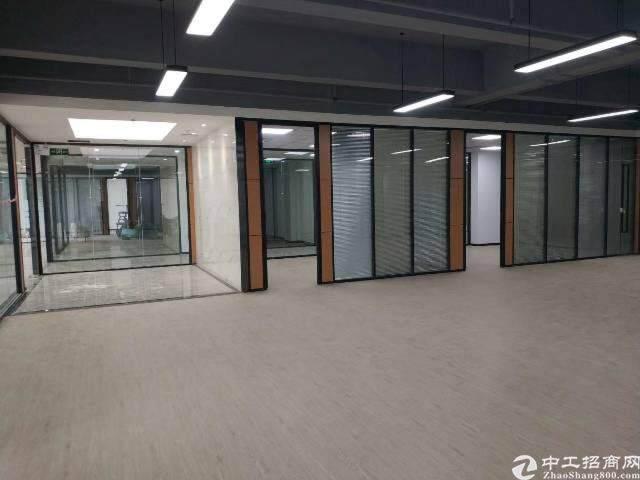 福永桥头立新湖新出独门独院写字楼大小可分租图片3