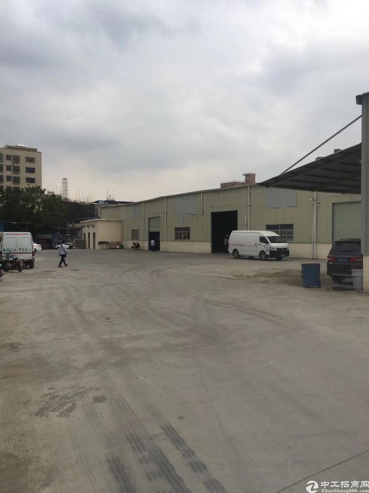 凤岗镇14000平方米仓库出租