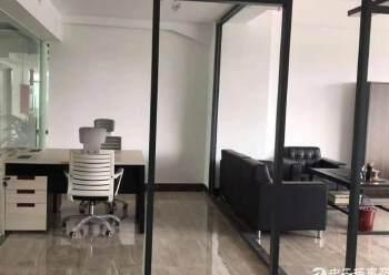 西乡地铁口商业综合楼113平精装写字楼火热招租图片4
