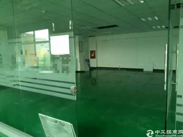 龙岗中心城精装修办公室550平招租