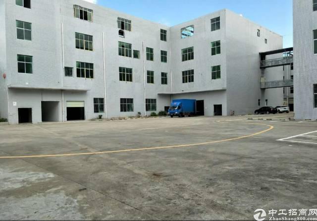龙东超大空地标准一楼厂房仓库600平出租