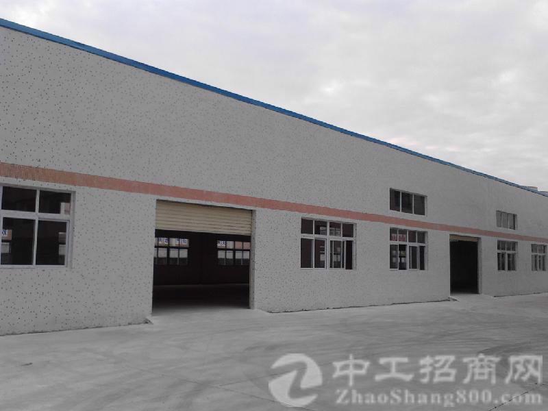 厚街镇陈屋村新出单一层独院钢构厂房3800平米招租