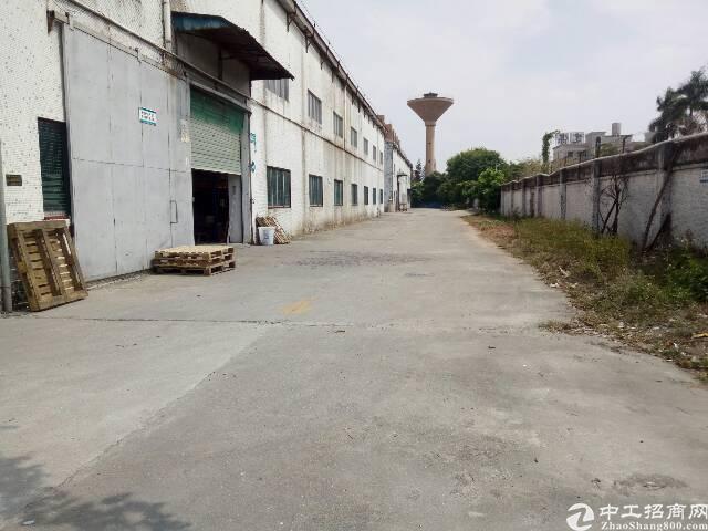 平湖辅城坳一楼单一层1200平米,适合物流仓库靠清平高速