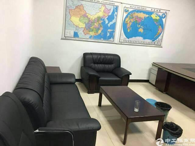 龙泉航空职业技术学院旁600平米精装修办公室出租图片3