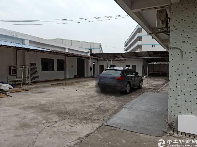 高埗镇经典小独院厂房出租共1400平