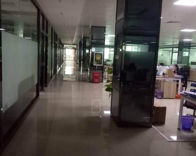 (出租) 福永塘尾站凤凰山森林公园旁急转260平高新写字楼图片8
