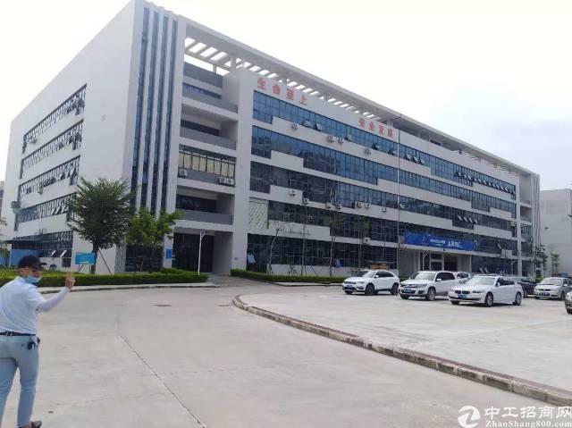 惠州秋长有消防噴淋有红本独院厂房18000平12元租
