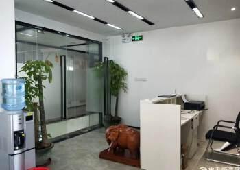 福永地铁口精装修办公楼300平图片1