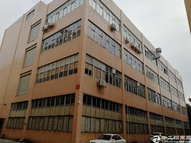 常平镇独门独院8000平方,加一栋高大上办公楼!滴水6米高!