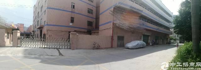 公明塘尾独院厂房4000平方一楼5.5米,厂房空地大