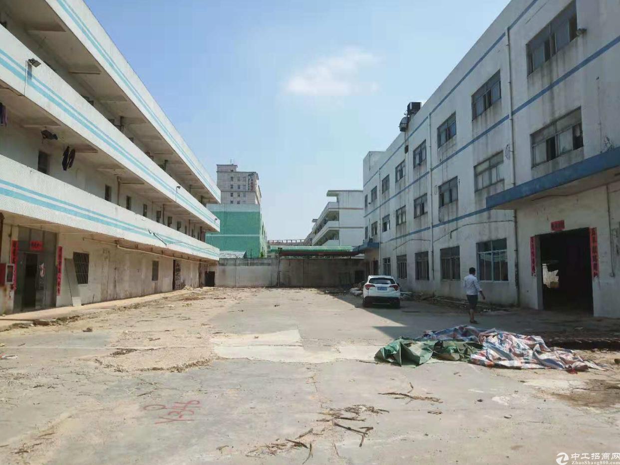 原房东独院厂房6000平米19元大小分租5米5高