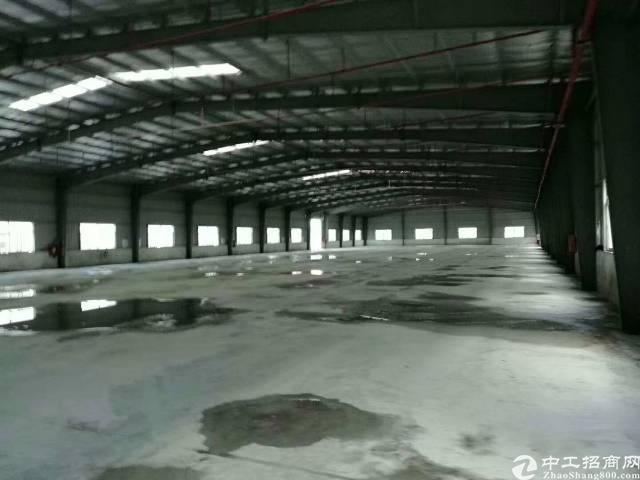 黄江镇中心新出独门独院钢构出租