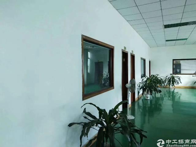 标准厂房,可办环评,带地坪漆