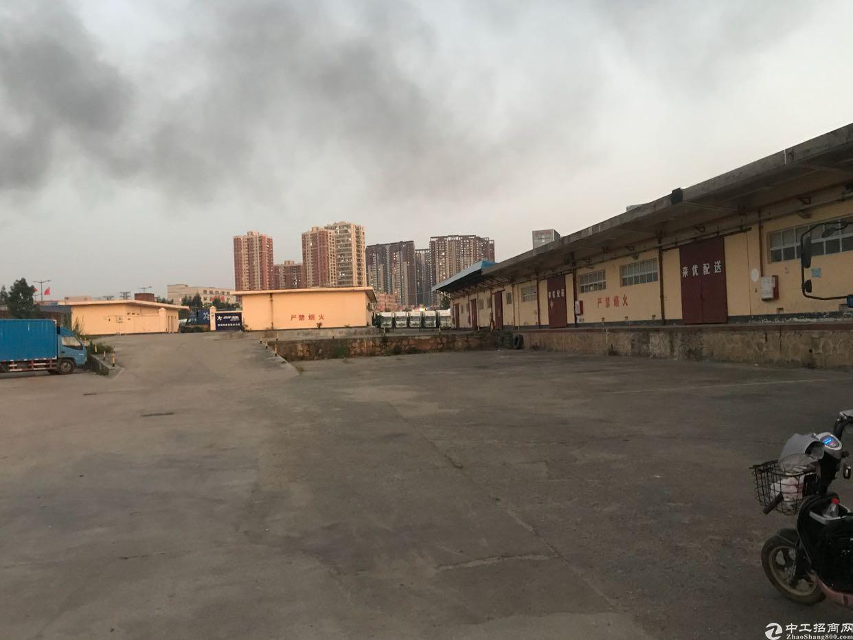 平湖新出大型物流仓储6000平面积实量