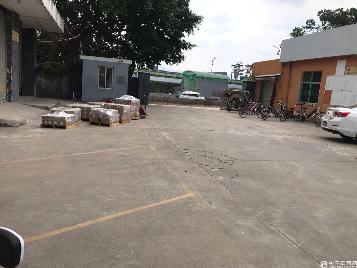 横岗街道精装修厂房1000平方米出租,100平米起分租