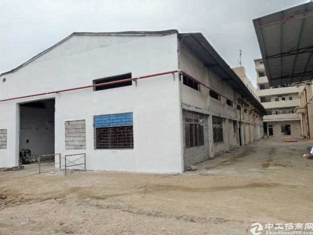 公明钢构厂房8米高100平方起租