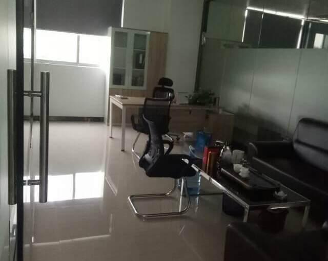 (出租) 福永塘尾站凤凰山森林公园旁急转260平高新写字楼图片7