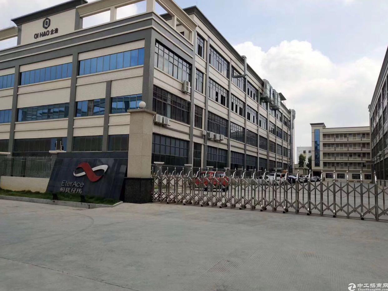 福永新和16000平米独门独院厂房招租