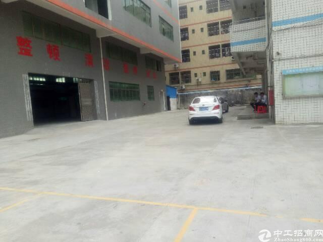 东莞清溪可以围成两个独门独院厂房出租