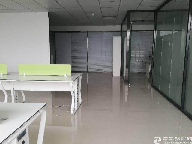 观澜大和新出楼上精装修办公室190平方图片2