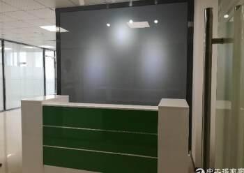 观澜大和新出楼上精装修办公室190平方图片6