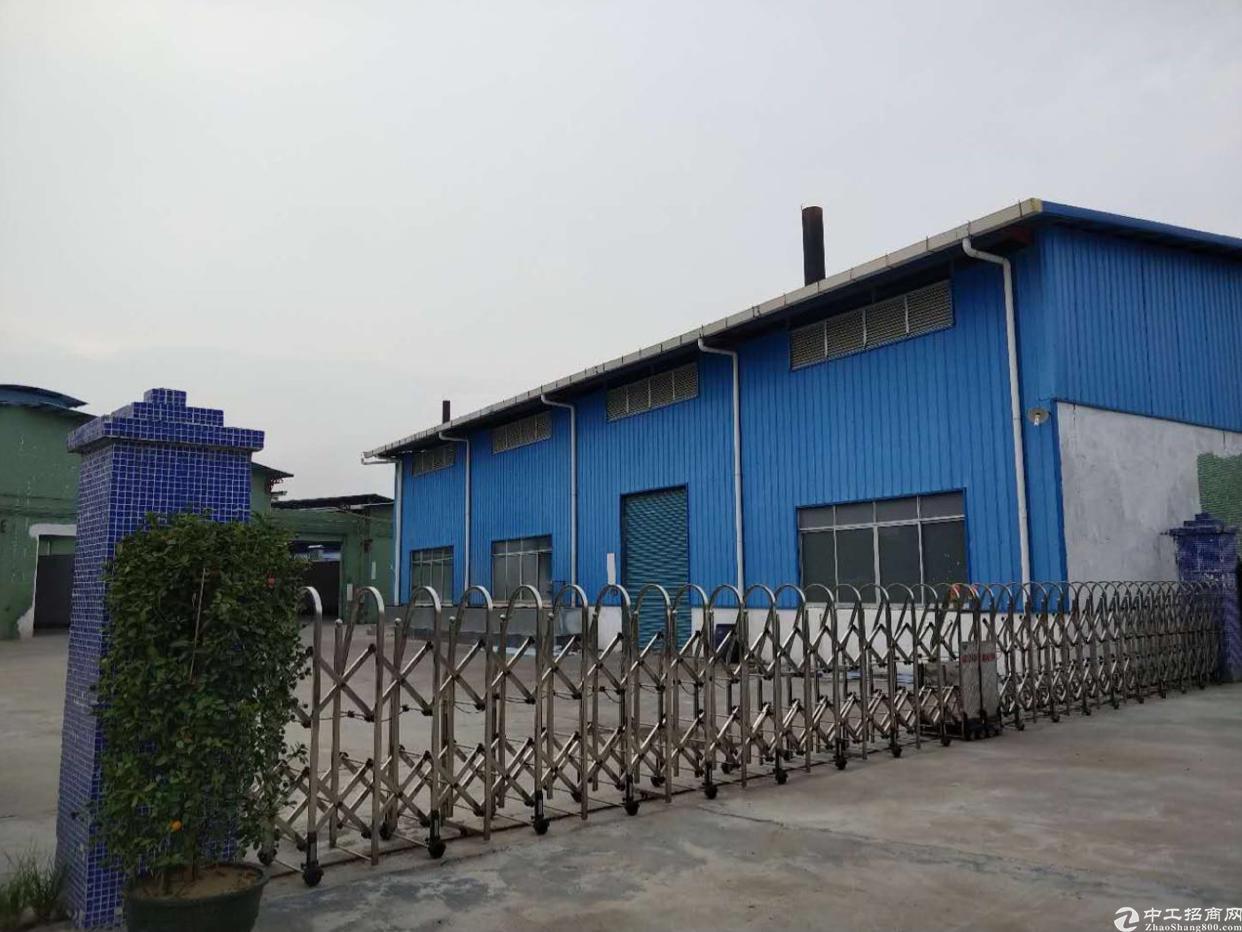 小独院1200平方钢结构出租