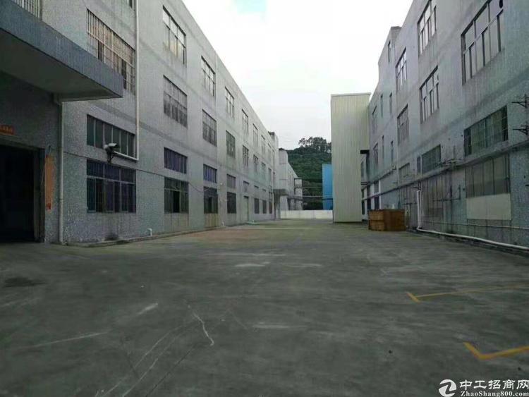 福永大洋田二楼带装修厂房1100平方出租