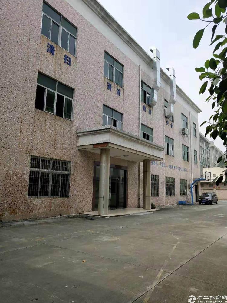 一楼4100平厂房低价出租