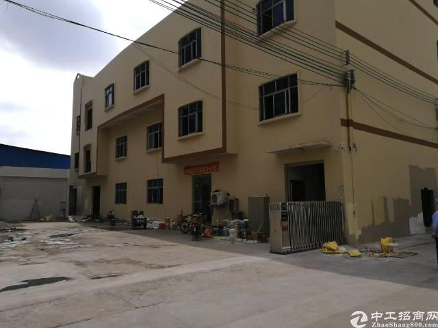 黄江繁华地段标准三层独院2400平米