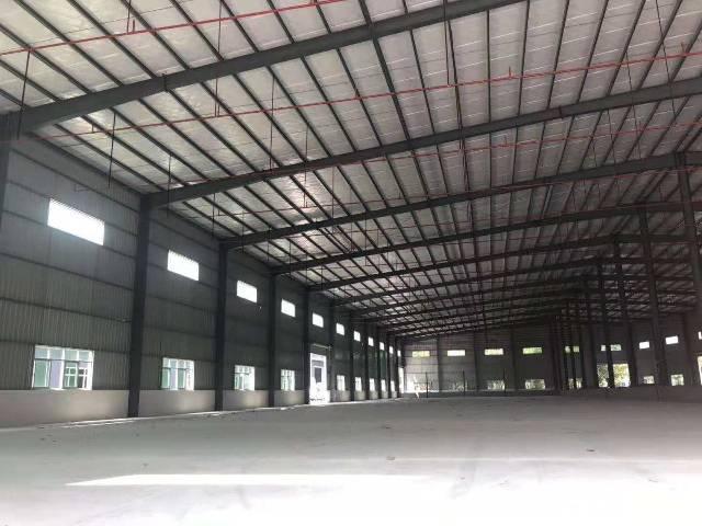 公明李松蓢3000平米独院钢构出租