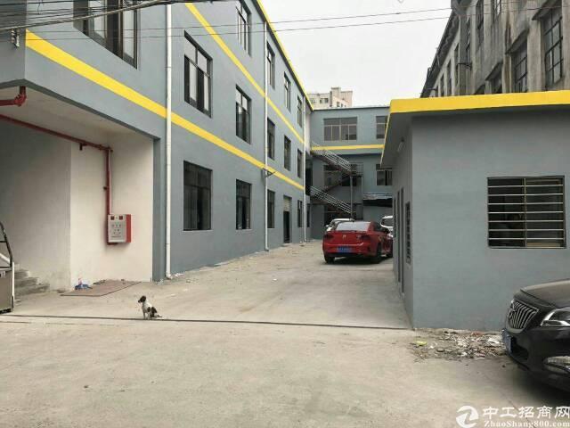 长安镇咸西新出原房东独院厂房实际面积招租