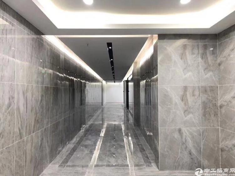 龙岗平湖精装修写字楼出租独栋18000平,大小分租