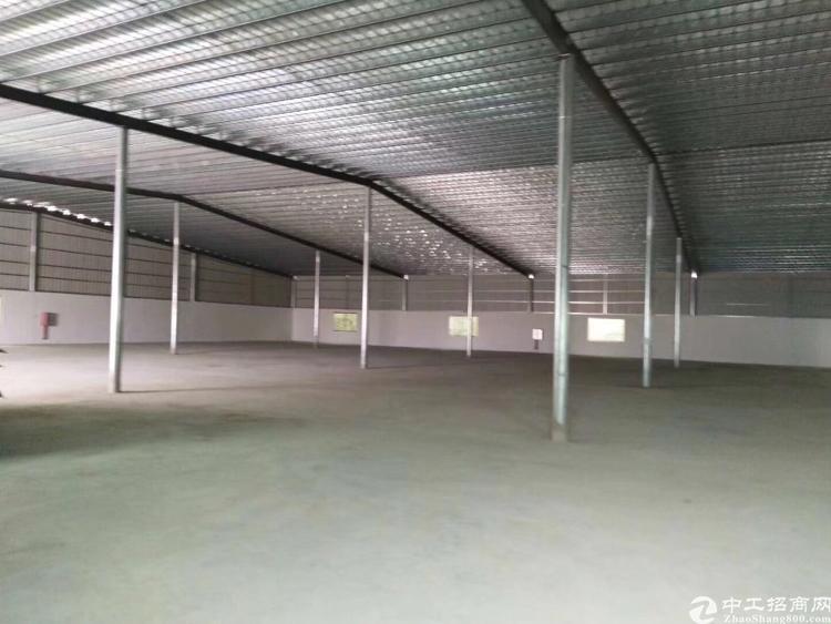 惠东县白花全新钢构独院厂房