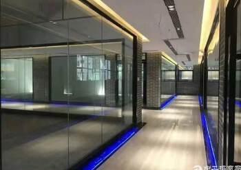 沙井东环路边全新精装修写字楼80平米起租图片3