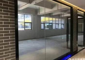 沙井东环路边全新精装修写字楼80平米起租图片1
