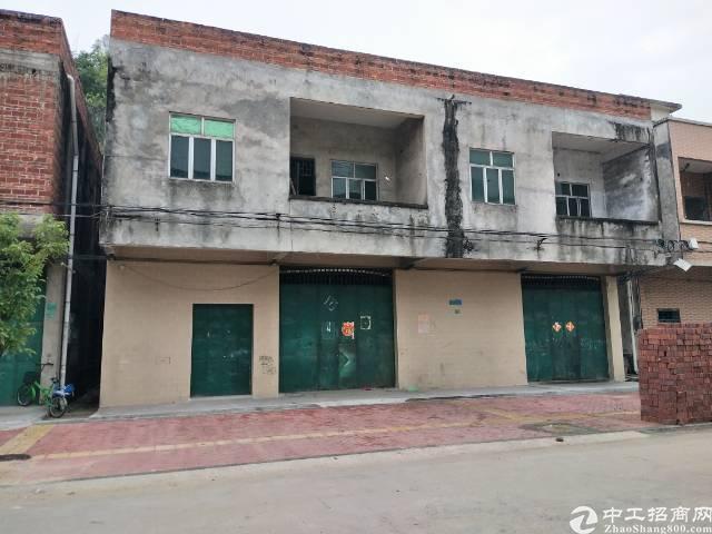 横沥镇原房东二层厂房出租